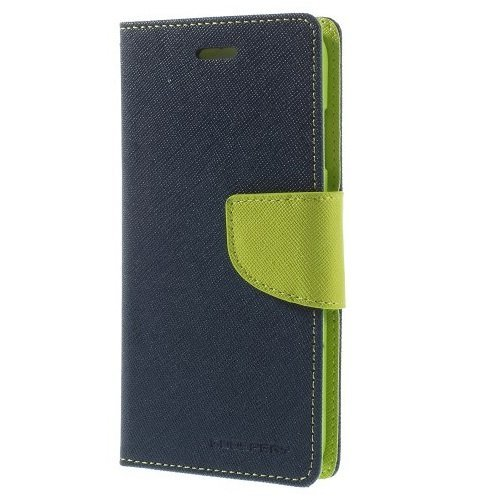 "Mercury Goospery Flip Case for iPhone 6 4.7"" - Blue/Green 1"