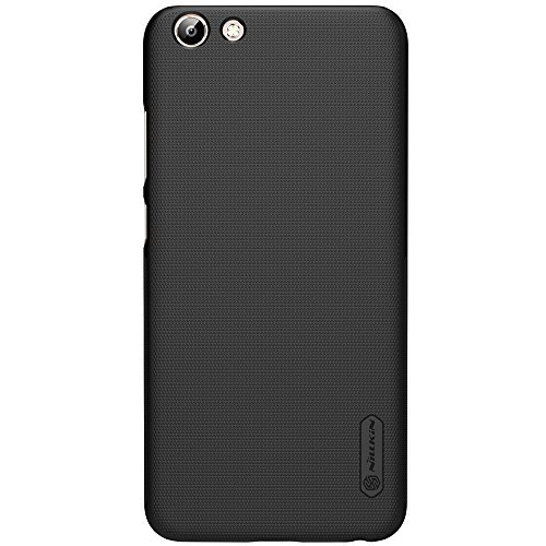 NILLKIN Frosted Shield Ultra Thin Hard Plastic Back Cover Case for Vivo Y69 (5.5 inch)- Black 1
