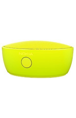 Nokia Portable Wireless Speaker MD-12 Yellow 1