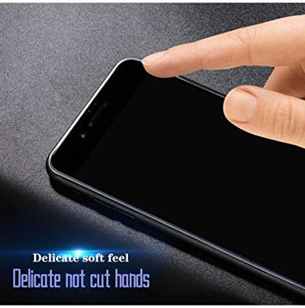 Royal Star 6D Full Glue 9H Full Coverage Edge to Edge 2.5D Curved Screen Tempered Glass Protector Guard for (Huawei Honor 9 lite, Blue) 8